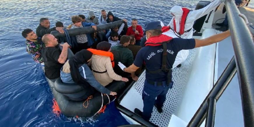 AB Komisyonu: Yunanistan'ın göçmenleri şiddet kullanarak geri ittiği iddiaları incelenmeli