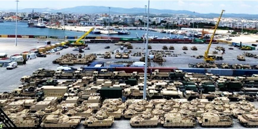 ABD, Batı Trakya'daki Dedeağaç limanını üs haline getirdi