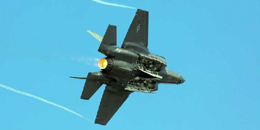 ABD, senatosu F-35 savaş uçaklarının Yunanistan'a satışını onayladı