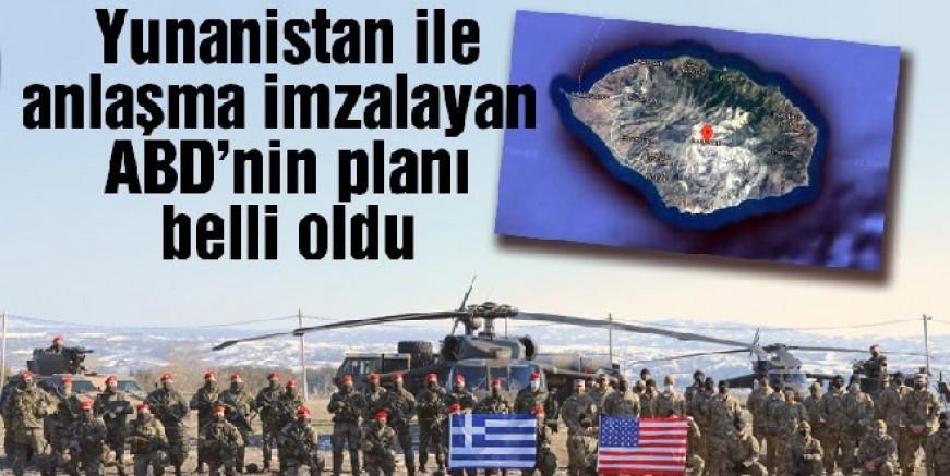 ABD Türkiye'ye 7 mil uzaktaki adaya üs kuracak
