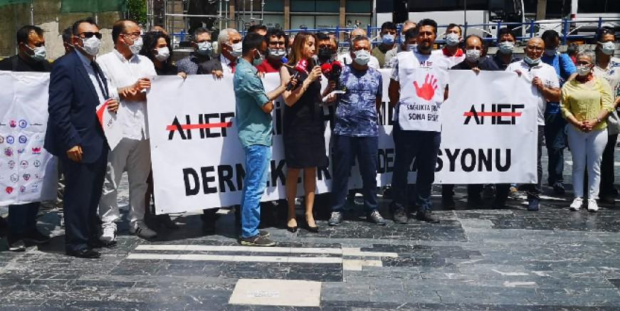 AHEF: Aile hekimleri eyleme gidiyor, takvim açıklandı