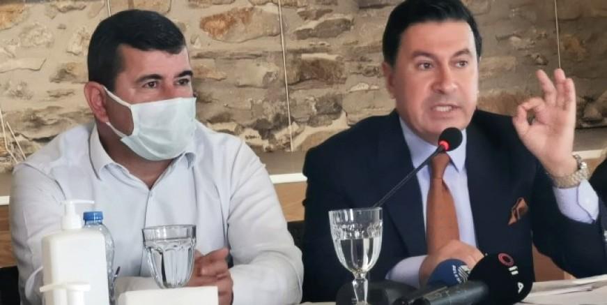 Ahmet Aras Bodrum'un sorunlarını ve çözümlerini konuşuyor (1) Bodrum Susuz bir yaza hazırlanıyor
