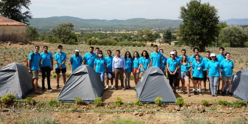 Ahmet Aras: Gelecek nesillere sağlıklı gıda yetiştireceğiz
