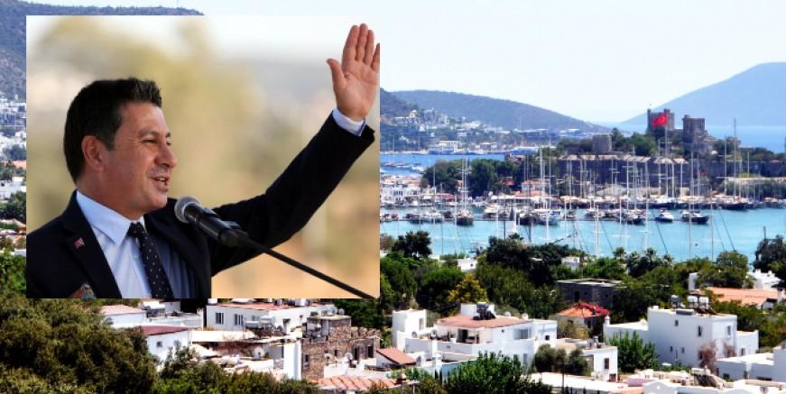 Ahmet Aras: Turizmi en iyi yapan destinasyon Bodrum