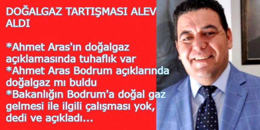 AK Partili Gökmen: Aras'ın doğalgaz müjdesi açıklamasında tuhaflık var