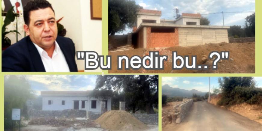 AK Partili Gökmen, Aras ve Batmaz'a ÖZEL inşaat ve yolları sordu