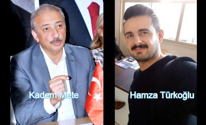 AK PARTİLİ METE'NİN DANIŞMANINA FETÖ ÜYELİĞİNDEN HAPİS CEZASI