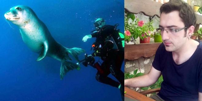Akdeniz foklarının üremeleri ve dinlenmeleri için doğal platform yapıldı