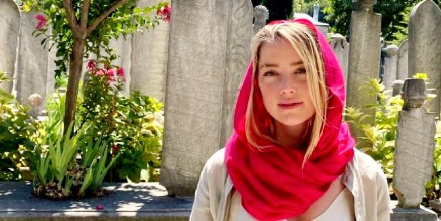 Amber Heard Bodrum'dan sonra rotasını İstanbul'a çevirdi