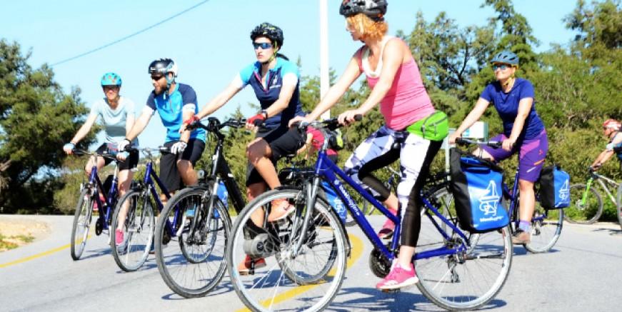 Antik Bisiklet Rotası insanları rüya gibi bir keşfe çıkartacak
