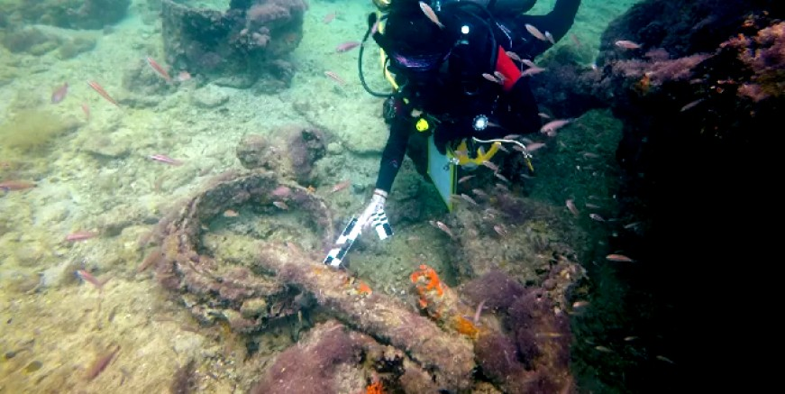 Arkeologlar ilk Maya köle gemisini buldu