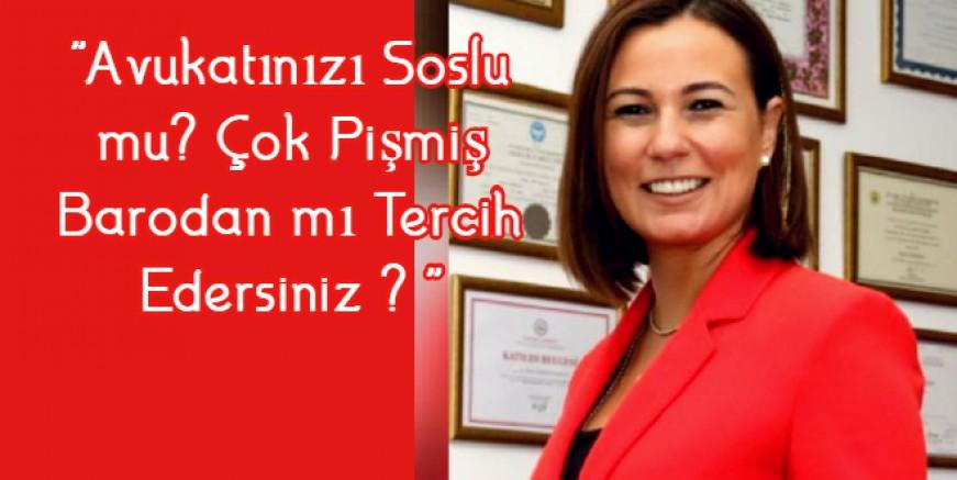 Avukat Nazlı Aydoğan yazdı