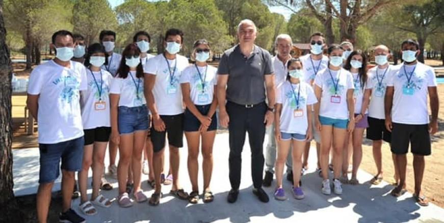 Bakan Ersoy: 25 milyon turist hedefini geçeriz