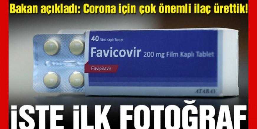 Bakan Varank: Covid-19'a karşı çok önemli bir ilacı ürettik