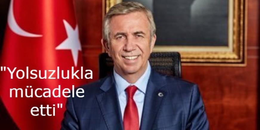 Belediye Başkanı  2021 Dünya Belediye Başkanı Ödülü'nü kazandı