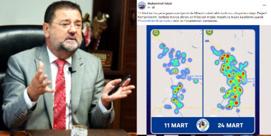 Belediye Başkanı: Tablo korkutucu boyutlara ulaştı,eğitime ara verildi