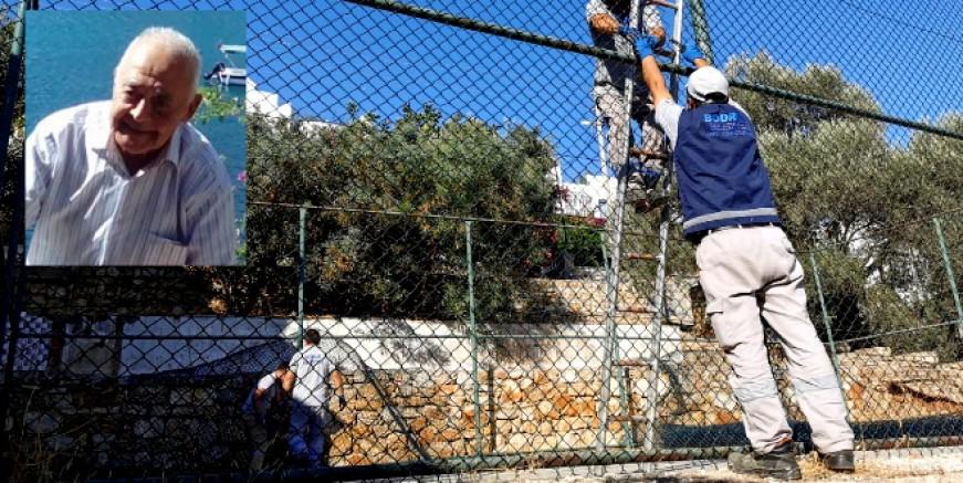 Torba Mahallesi'nde  yeşil alan  ve çocuk oyun alanı betona dönüşüyor, tepkiler artıyor