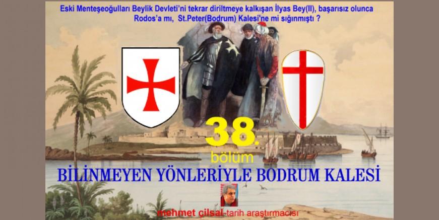 BİLİNMEYEN YÖNLERİYLE BODRUM KALESİ-38