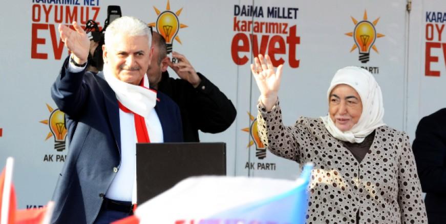 BİNALİ YILDIRIM MUĞLA'YA GELİYOR