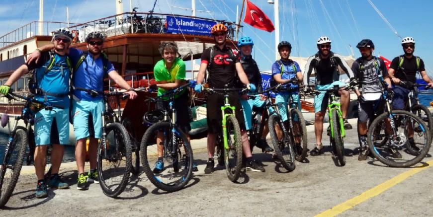 Bisiklet turizmi, Konya  ve Antalya gerçekleştirdi, Bodrum' da birgün olurmu?