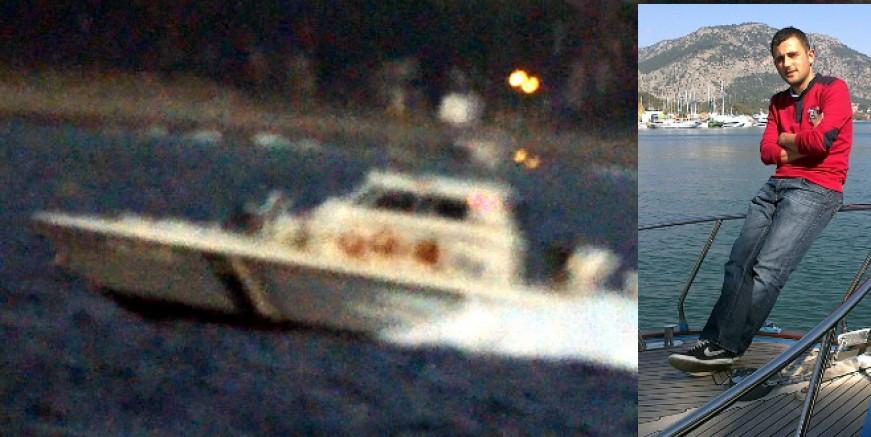 Bodrum açıklarında Türk teknesine Yunanlılardan taciz ateşi açıldı