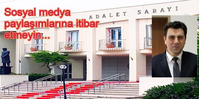Bodrum Adliyesi'nde Kovid-19 tespit edildiği iddiasına  soruşturma