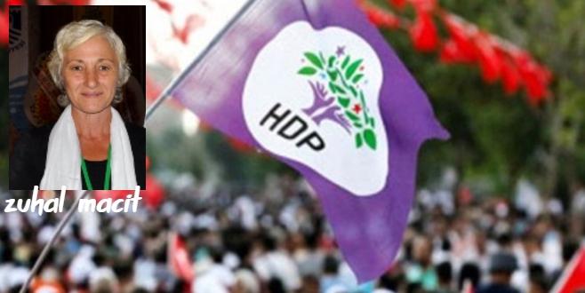 BODRUM'DA 3 HDP' LİYE TUTUKLAMA