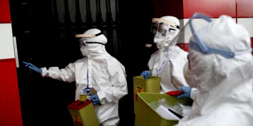 Bodrum'da coronavirüs toplum taraması test çalışmaları başlıyor