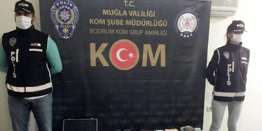 Bodrum'da esnaf ve vatandaşın  kanını emen tefecilere operasyon