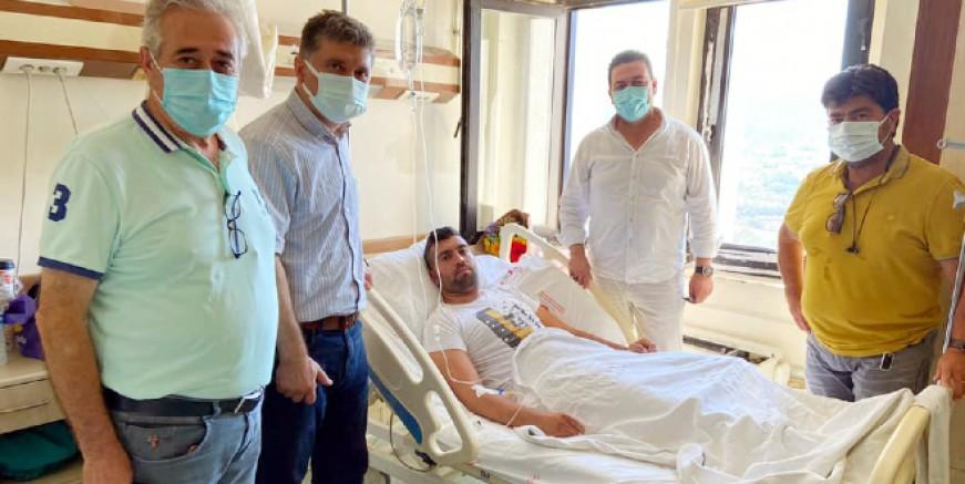 Bodrum'da silahlı çatışmada yaralanan polisten iyi haber var