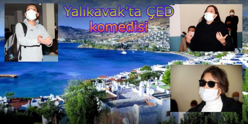 Bodrum'da yapılacak marinanın ÇED raporundan Kadıköy' deki arsanın raporu çıktı