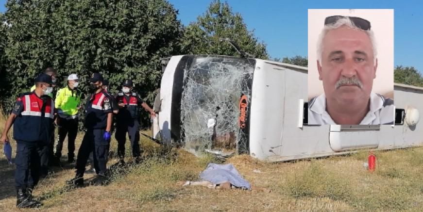 Bodrum'dan hareket eden tur otobüsü öğrenci servisi ile çarpıştı, 1 ölü 35 yaralı