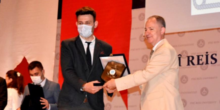 Bodrum Denizcilik Meslek Yüksek OKulu'nun proğramı ödül kazandı