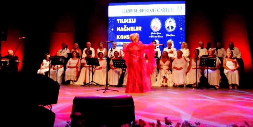 Bodrum Kalesi'nde Türk sanat müziği rüzgarları esti