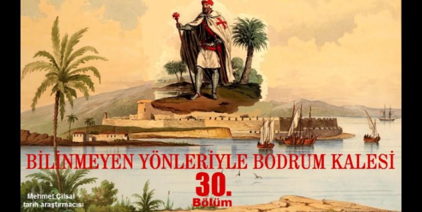 Bodrum Kalesi'nin, 1450'lere kadar Türk ya da Memlük tehditiyle karşılaşmama sebebi neydi ?