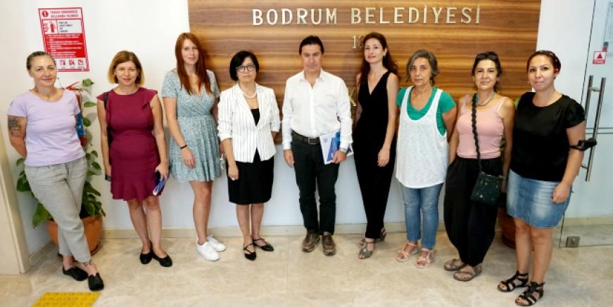 Bodrum'un Eşitlikçi Kent olması için çalışmalar devam ediyor