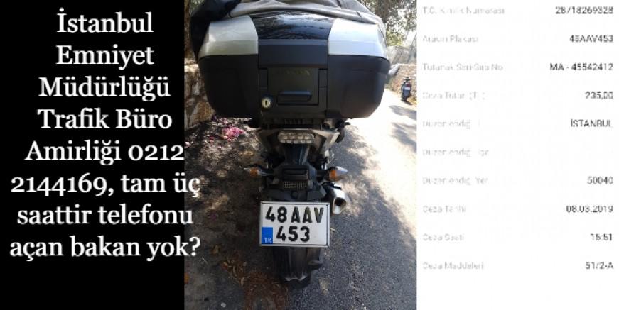 BODRUMDAYIM AMA  HİÇ GİTMEDİĞİM HALDE İSTANBUL' DA MOTOSİKLET İLE HIZ LİMİTİNİ AŞIYORUM..!
