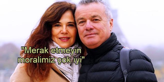 BODRUMLU TURİZMCİ GALİP GÜR VE EŞİ MERAL GÜR POZİTİF ÇIKTI...