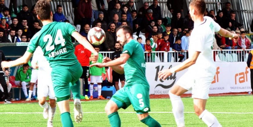 Bodrumspor, Afyon'daki kampı hazırlık maçları ile sürdürüyor