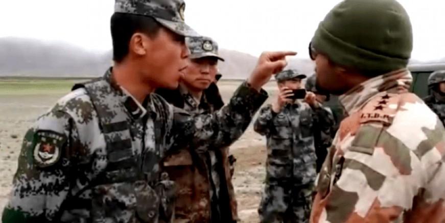 Bunun adı savaş…Çin ve Hindistan'da savaş çanları çalıyor, 60 ölü