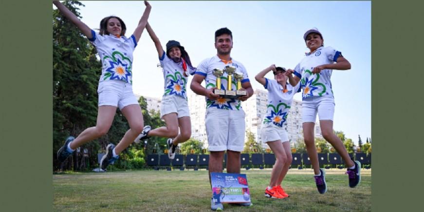 Büyükşehir Okçuları 12 Madalya Kazandı