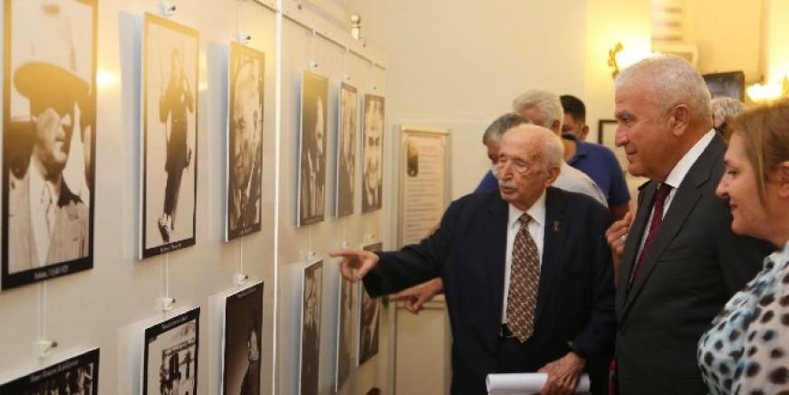 Çağdaş Atatürk Fotoğrafları Müzesi açıldı
