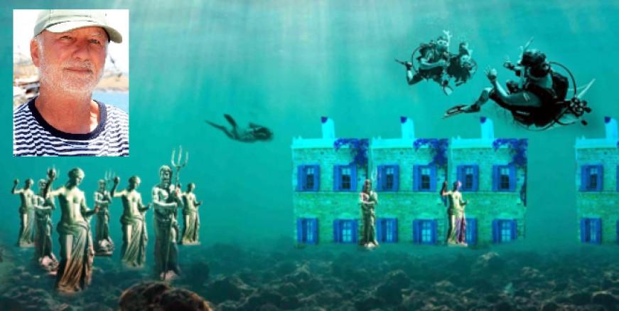 Cambazoğlu: Sualtında yaratacağımız Bodrum kenti dalış turizmini canlandıracak