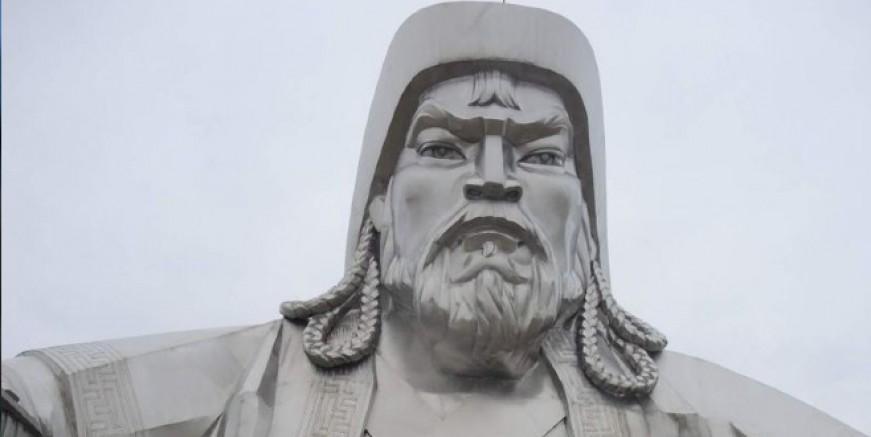 Cengiz Han'ın Kış Kampı Olarak Kullandığı Yer Bulundu