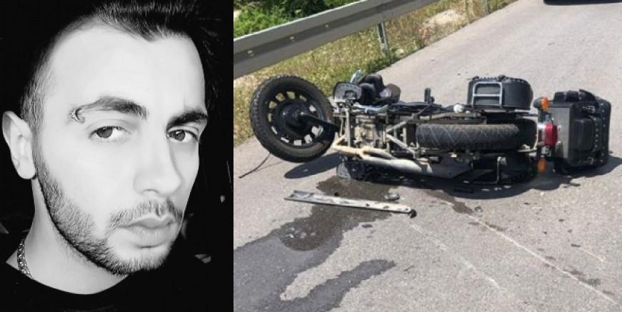 CHP Gençlik Kolları Başkanı Tanrıkulu motosiklet kazasında hayatını kaybetti