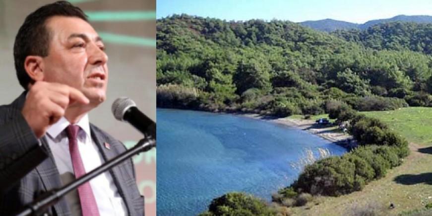 """CHP 'li Alban """"Ülke canıyla yandaşlar yağmayla uğraşıyor"""""""