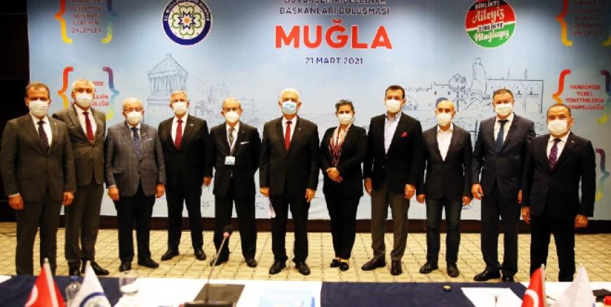 CHP'li Büyükşehir Belediye Başkanları sonuç bildirgesi