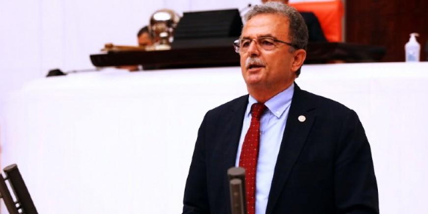 CHP'li Girgin : İhaleyi alanlar ihaleyi dağıtsın mantığına geçtiler