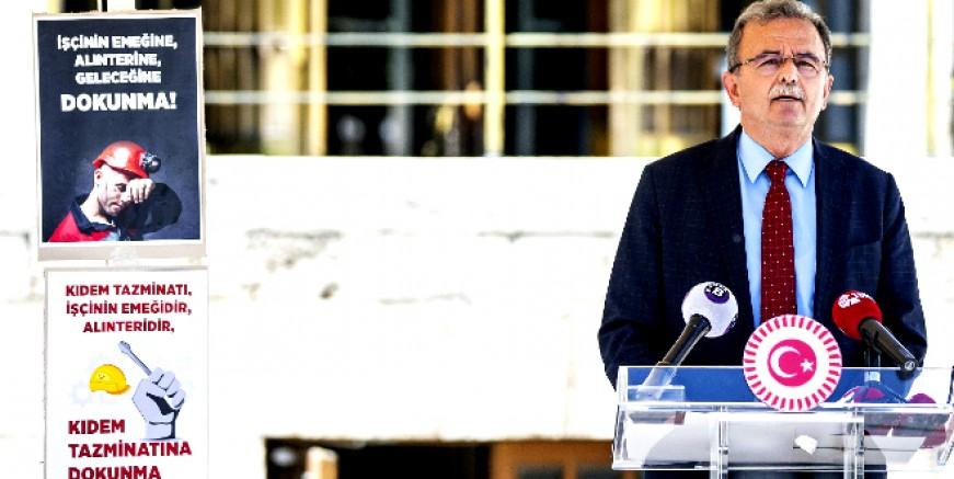 CHP'li Girgin : Tamamlayıcı Emeklilik diyorlar, bırakın tamamlamayı, eksiltmeyin yeter