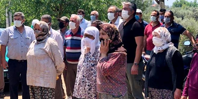 CHP'li Girgin: Zeytinliği satışa çıkarılan Köyceğizliler isyanda